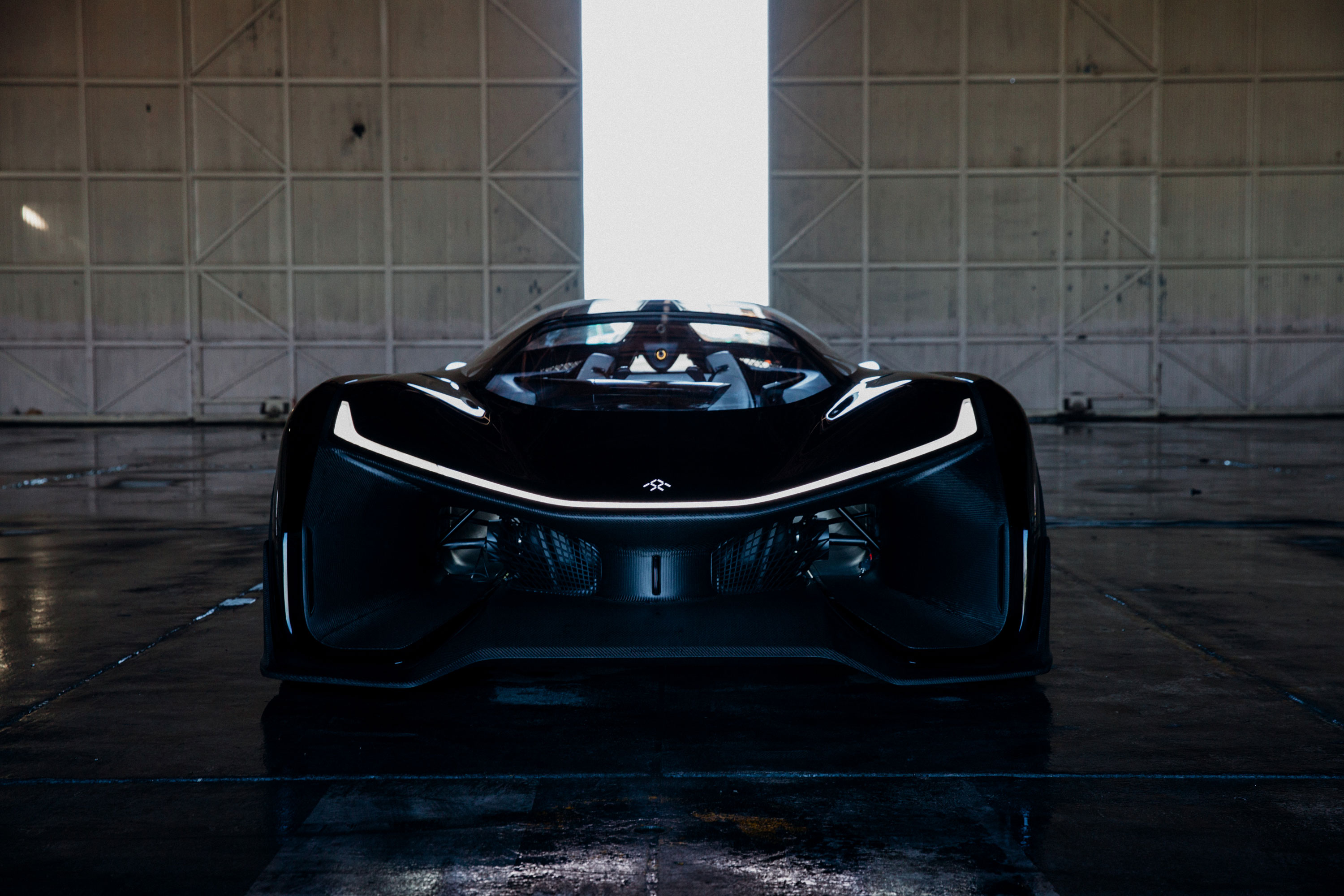Ffzero1 An Electric Car Of Concepts Faraday Future