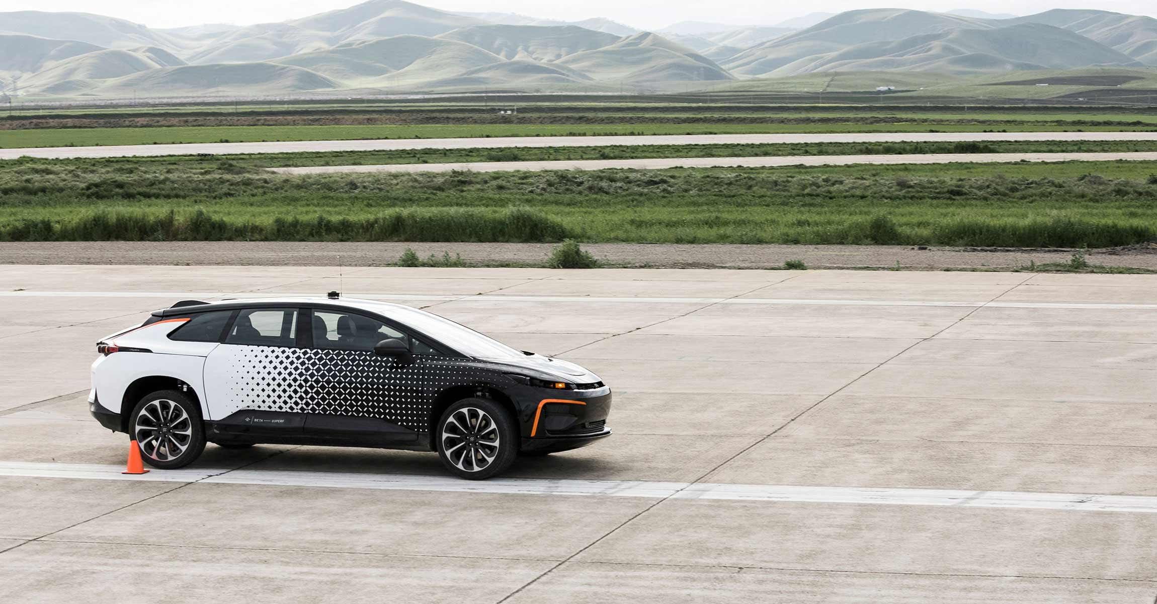 Experience a New Species | Faraday Future